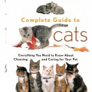 ASPCA Complete Guide to Cats Softcover Book
