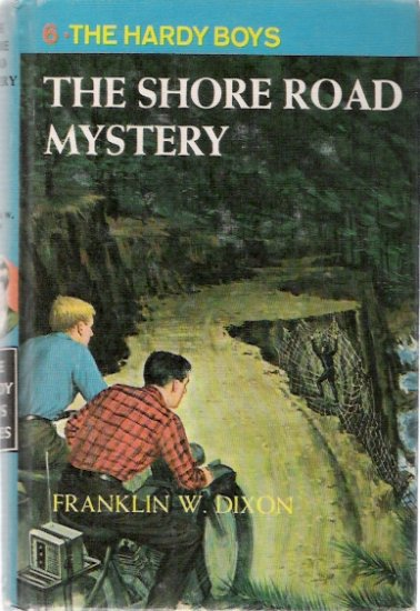 Hardy Boys The Shore Road Mystery 1964