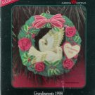 American Greetings Grandparents 1998 Dove in Wreath Christmas Ornament Mint in Box