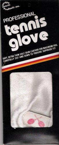 Professional Tennis Calf Skin Leather Glove