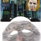 Old Man Vinyl Chinless Halloween/Party Novelty Mask