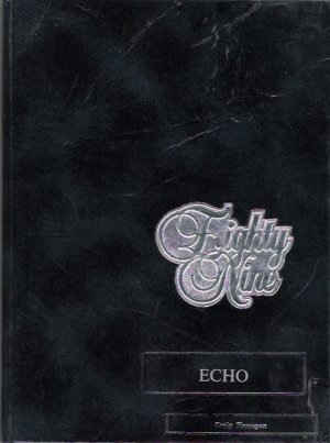Staunton Illinois High School 1989 Echo Yearbook Like New