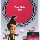 American Greetings 2008 Jimmy Neutron Photo Collectible Christmas Cards New in Box