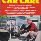 Fred Russell's 1970 Car Care How To Book