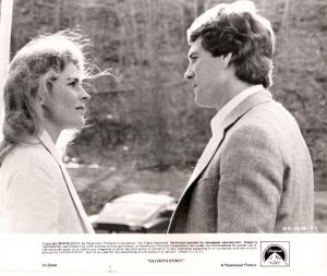 Oliver's Story Ryan O'Neal & Candice Bergen 1978 Original Still & Paramount Press Release