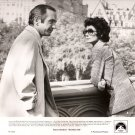 Bloodline Ben Gazzara & Audrey Hepburn 1979 Original Movie Still & Paramount Pictures Press Release
