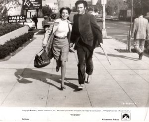 Thieves Marlo Thomas & Charles Grodin 1974 Original Movie Still & Paramount Pictures Press Release