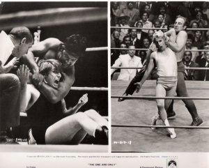 The One and Only Henry Winkler 1978 Original Paramount Pro Wreslting Movie Still & Press Release