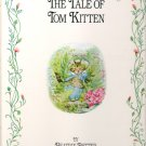 The Tale of Tom Kitten by Beatrix Potter 1992 Ottenhelmer Publishers Hardcover Book