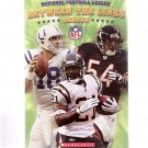 NFL Between the Lines Reader 2007 Peyton Manning, LaDainian Tomlinson Mint