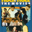 Rock and Roll The Movies by Rob Burt 1986 Hardcover Book Beatles, Elvis Presley