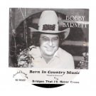 Bobby Barnett Born in Country Music 45 RPM Record & Picture Sleeve Mint
