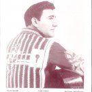 Original Webb Pierce 1960s Flame Theatre Minneapolis Vintage Country Music Photo