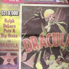 Movie Collector's World May 2009 Bela Lugosi Dracula 1931 Poster Cover