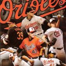 Baltimore Orioles 2012 Pitching In Team Magazine Jason Hammel & July 27-29 2012 Scorecard