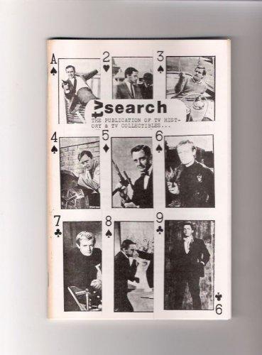 Man From UNCLE Robert Vaughn David McCallum TV Search Fanzine May 1982