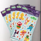 Vintage Sesame Street 2000 Easter Stickers American Greetings 5 New Sealed Packages
