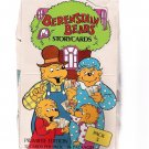 1992 Berenstain Bears Storycards Pack 5 Premiere Edition 36 Mint Unopened Packs in Box