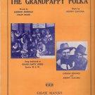 The Grandpappy Polka 1947 Country Sheet Music Grandpappy Jones