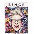 Binge by Tyler Oakley Signed Limited Special First Edition Hardcover 2015 LGBT