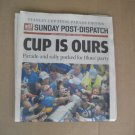St. Louis Blues Stanley Cup Final Parade Edition Post-Dispatch Sun. 6/16/2019 New