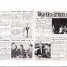 Vintage 1966 Illinois Bell Telebriefs Collinsville Kahoks 1965 Basketball Champs