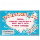 Tinseltowns, USA John Kremer 1988 Rare Advanced Review Copy & Press Releases