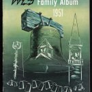 1951 WLS Chicago Family Album Prairie Farmer Station Country Music Buccaneers