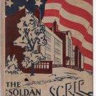 Frank Louis Soldan High School St. Louis MO 1945 World War II Yearbook Scrip