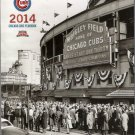 Chicago Cubs 2014 Team Yearbook Wrigley Field Major league Baseball