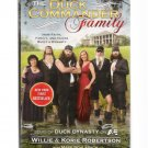 The Duck Commander Family Willie & Korie Robertson 2012 First Edition Hardcover