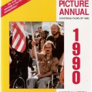 The Motion Picture Annual 1990 Covering 1989 Tom Cruise Cover First Edition