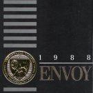 1988 Ambassador College Envoy Yearbook Pasadena, California, Big Sandy, Texas