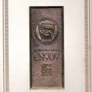 1966 Ambassador College Envoy Yearbook Pasadena, CA, Big Sandy, TX, Bricket Wood