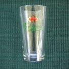 Vintage Carlsberg Beer One Pint Glass Red, Green, Gold Logo Storage Find New