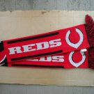 Cincinnati Reds Muffler Scarf 100% Acrylic Forever Collectibles Major League BB