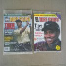 Tuff Stuff Magazines Tiger Woods Covers 1998, 2000 Still Sealed in Package