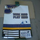 Two Vintage St. Louis Blues 2002-03 Bleed Blue Hockey Posters New in Tube
