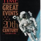 Time Great Events of the 20th Century Space Walk Cover Illustrated Hardcover New