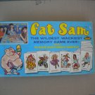 Fat Sam Wildest Wackiest Memory Game #7060 1967 Topper Toy Complete in Box