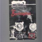 Chicago 1933 World's Fair Burlington RR Century of Progress Booklet, 2 Postcards