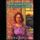 The Underground Stream Velda Johnston 1991 First Edition Hardcover Book