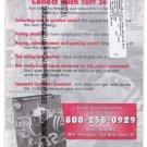 Randy Moss Minn. Vikings Tuff Stuff Magazine Feb. 2001 New Still Sealed in Bag