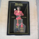 Vintage Mumm V.S.O.P. Cognac Before Or After Factory Framed Liquor Ad Sign