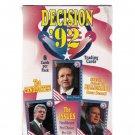 Decision '92 Trading Cards Sealed Box 36 Packs Clinton Bush Perot JFK Nixon New