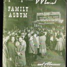 1949 WLS Chicago Family Album Prairie Farmer Station Country Music Dawnbusters