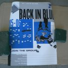 Three 2005-06 St. Louis Blues Hockey Back in Blue Schedule Posters New in Tube