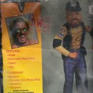 Diamond Dallas Page 1999 Vintage Halloween Costume WCW Wrestling Medium MIP