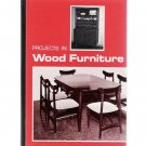 Projects in Wood Furniture Douglass Roberts 1967 Vintage Hardcover