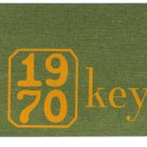 Original 1970 Nerinx Hall High School The Key Yearbook Webster Groves, MO